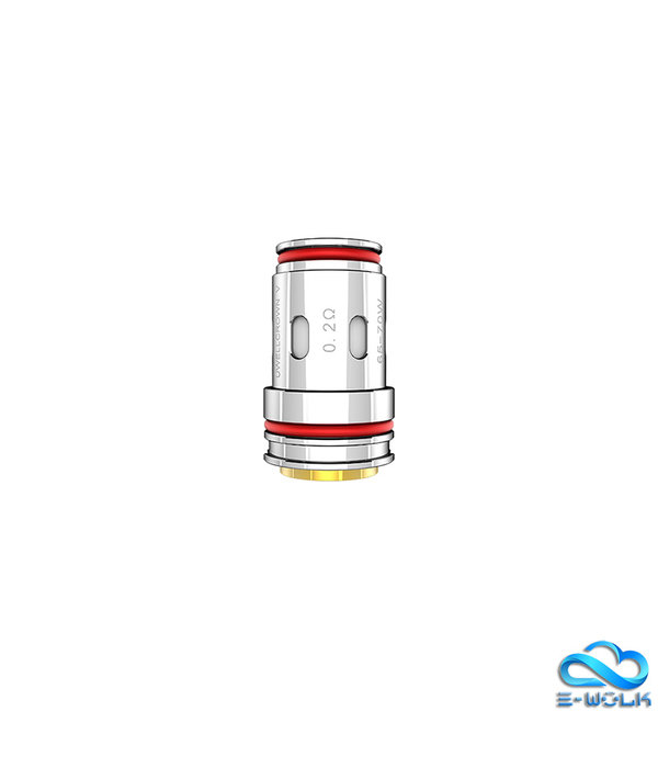 Uwell Uwell Crown 5 Replacement Coils (4pcs)