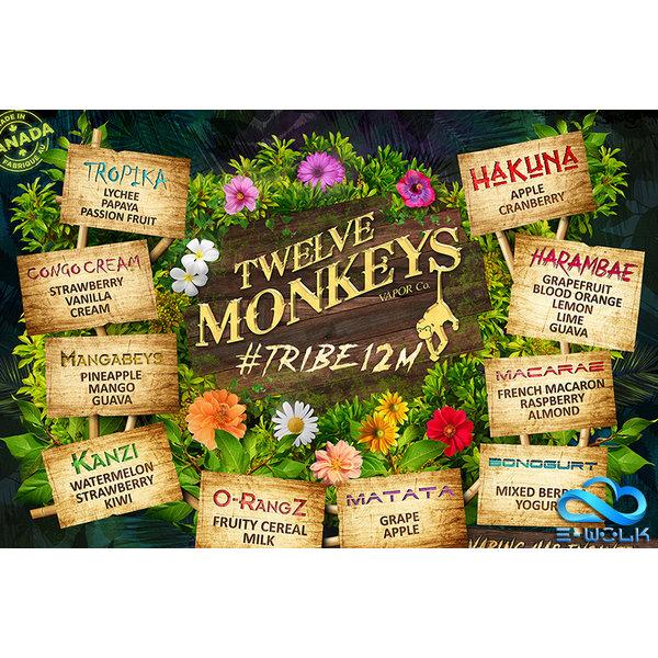 Twelve Monkeys Classics (50ml) Plus