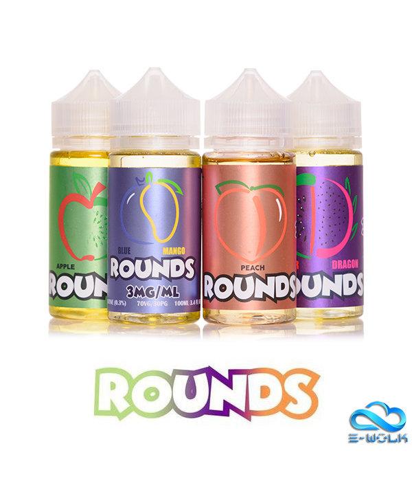 Rounds Rounds E-juice Plus