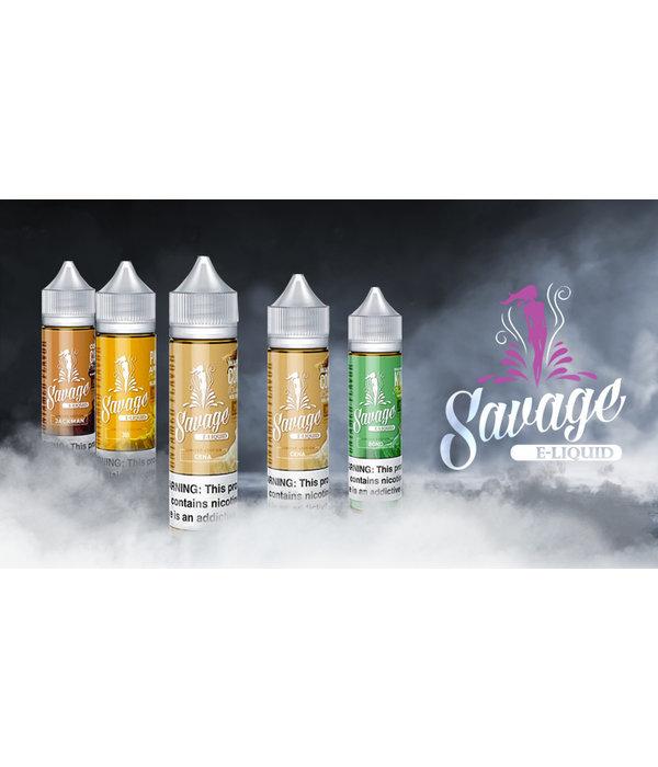 Savage E-liquids Savage (50ml) Plus