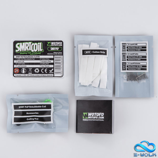 SMRT Rebuildable Coil Kit