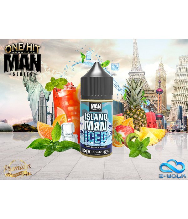 One Hit Wonder Aroma Island Man Ice (30ml) Aroma by One Hit Wonder PDD