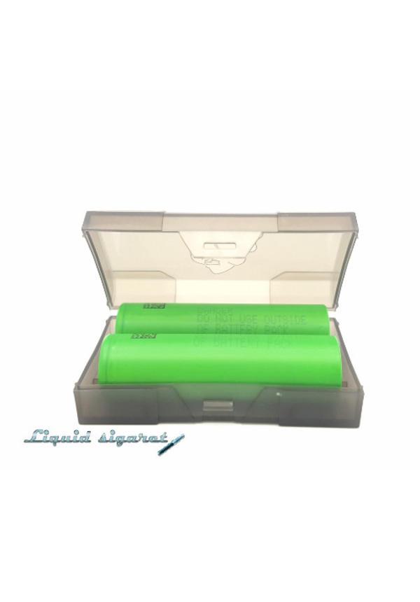 Dual 18650 Case