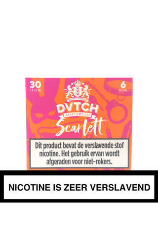 DVTCH Amsterdam Scarlett