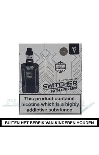 Vaporesso Switcher 220W Starter Kit