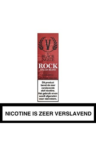 V by Black Note Rock Italian Blend