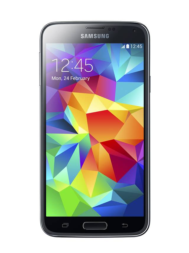 Informatie over de Samsung Galaxy S5