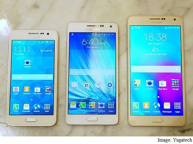 De Samsung Galaxy A7 met Octa-Core is gelanceerd.