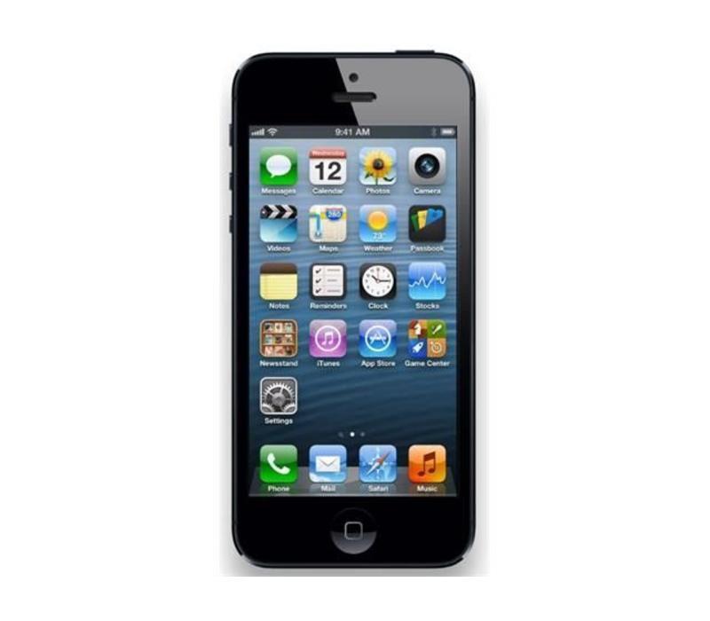 iPhone 5 64gb zwart
