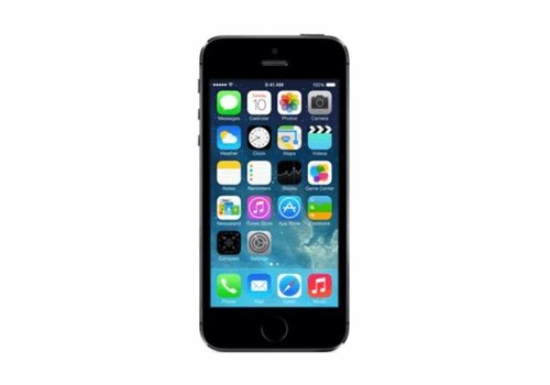 Apple 5s 16gb zwart