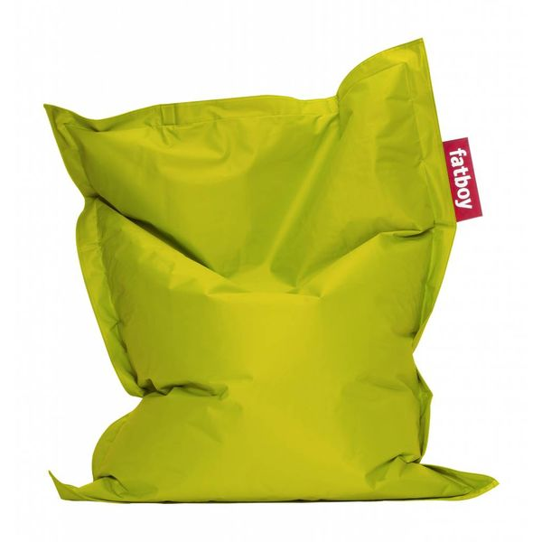 The Junior in Lime Groen