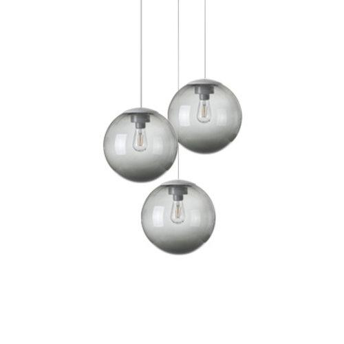 FATBOY Spheremaker - 3 sphères - Gris Foncé