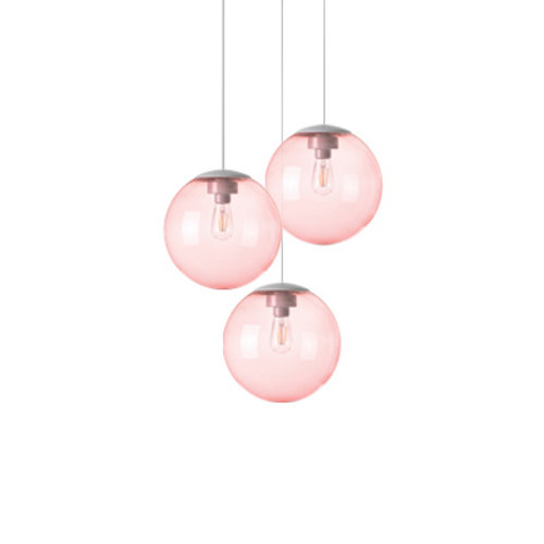 FATBOY Spheremaker - 3 sphères - Raspberry