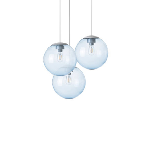 FATBOY Spheremaker - 3 sphères - Bleu Clair