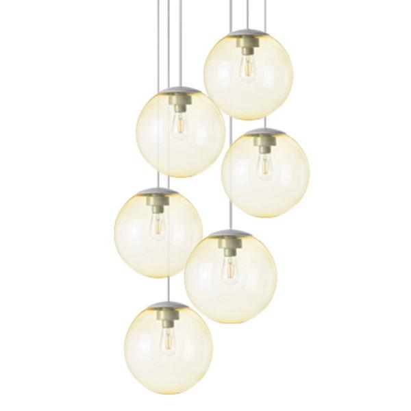 Spheremaker - 6 bollen - Geel