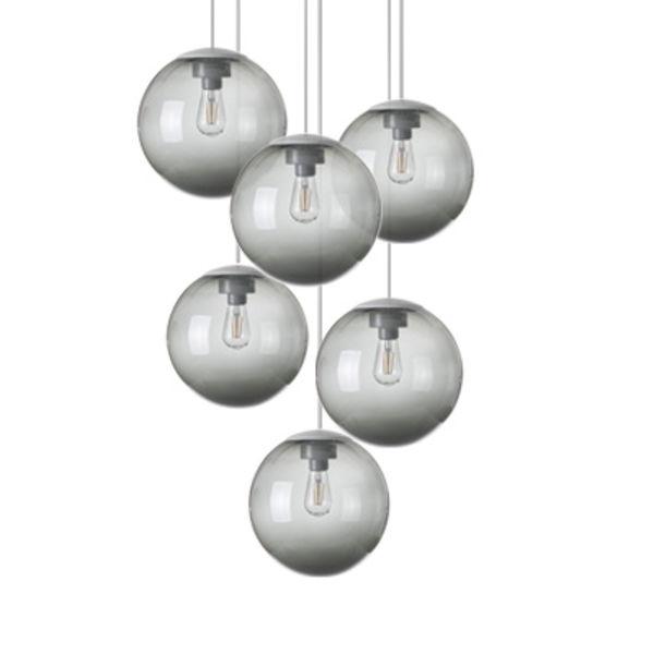 Spheremaker - 6 bollen - Donkergrijs