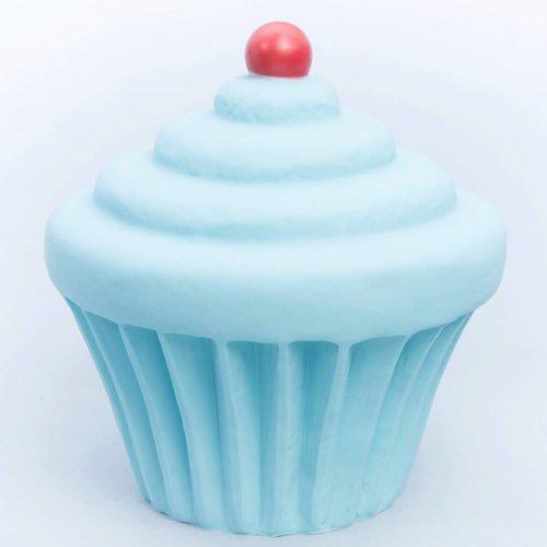 Little Lamp Company Lampe Cupcake Bleu