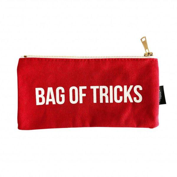 Canvas bag Bag of tricks S