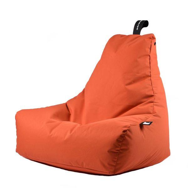 Pouf B-bag Mighty-b Orange