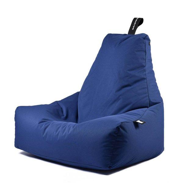 Pouf B-bag Mighty-b Royal Blue