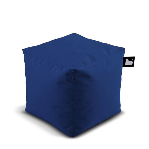 Poef B-box Outdoor Royal Blue