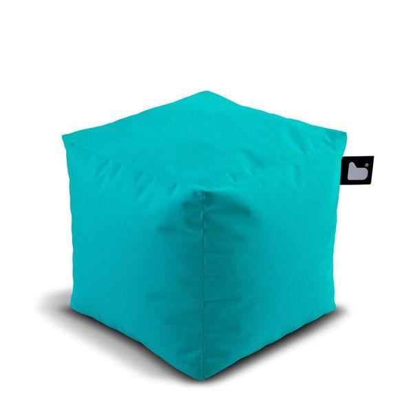 Poef B-box Outdoor Aquablauw