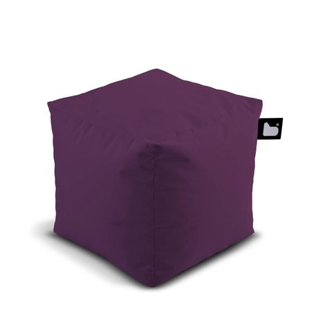 Extreme Lounging Pouf B-box Outdoor Violet