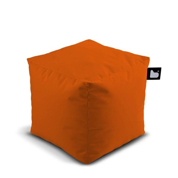 Pouf B-box Outdoor Orange