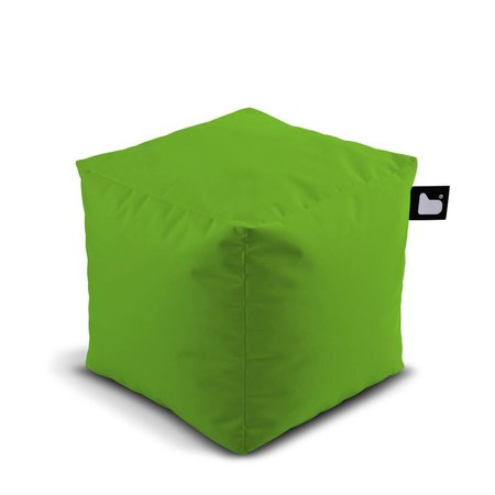 Extreme Lounging Pouf B-box Outdoor Vert Lime