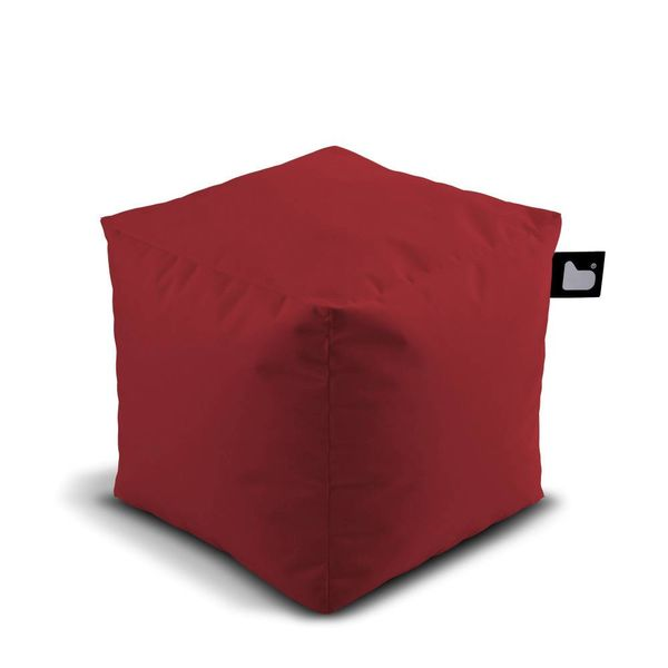 Pouf B-box Outdoor Rouge