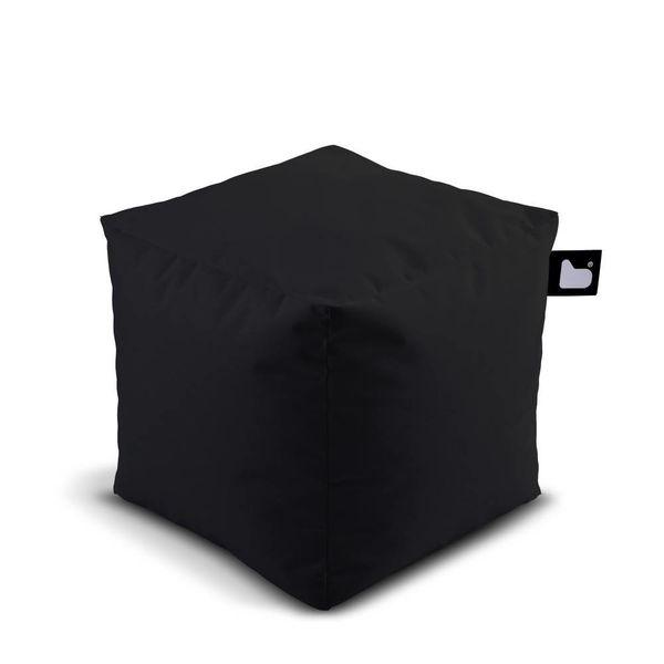 Pouf B-box Outdoor Noir