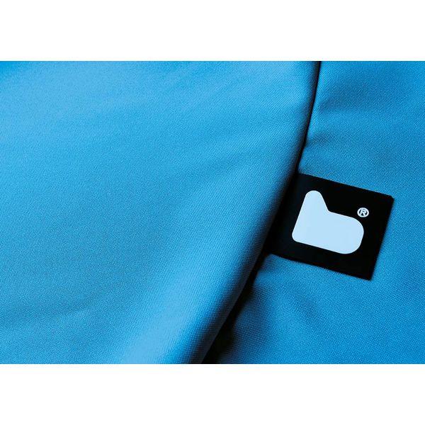 Pouf B-bag Mighty-b Bleu Aqua