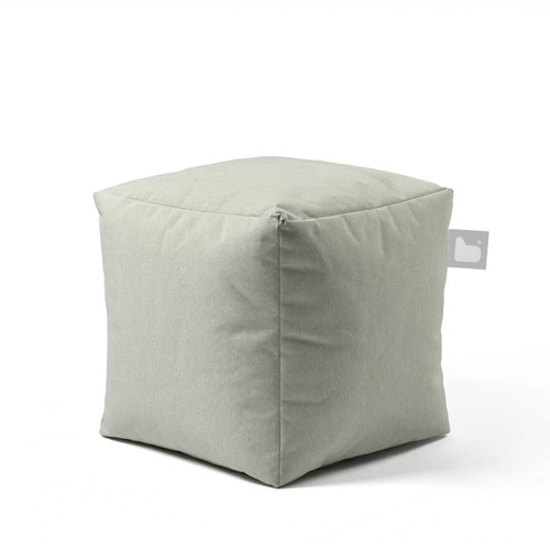 Extreme Lounging Pouf B-box Outdoor Vert Pastel