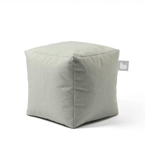 Poef B-box Outdoor Pastel Groen