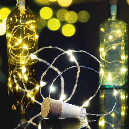 SUCK UK Oplaadbare Bottle String Light