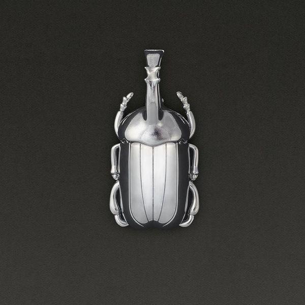 Flesopener Insectum Zilver