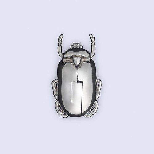 DOIY Kurkentrekker Insectum Zilver