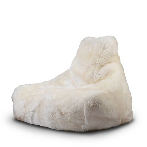 Extreme Lounging B-bag Mighty-b Indoor Sheepskin Creme