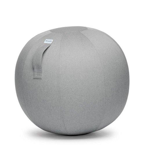 VLUV LEIV Pouf siège ballon Silver Grey