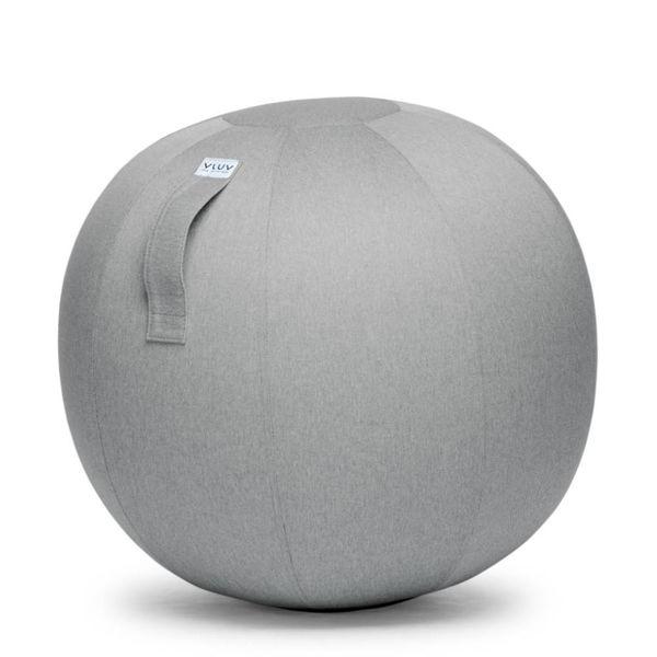 LEIV Zitbal Silver Grey