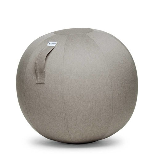 VLUV LEIV Pouf siège ballon Stone