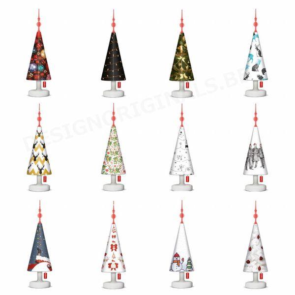 X-mas Tree-topper Kerstkoor ballen