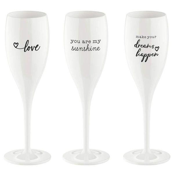 Flûte à champagne: You are my Sunshine | 100 ml