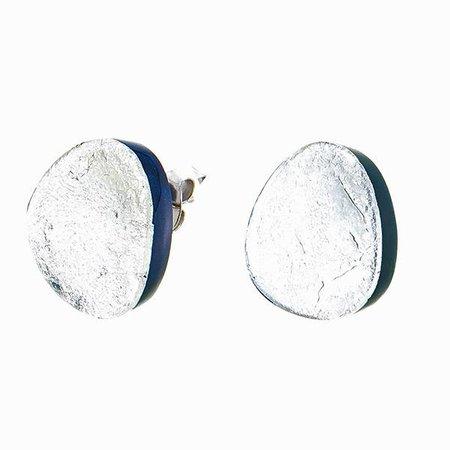 ZSISKA Boucles d'oreilles silver | Etna