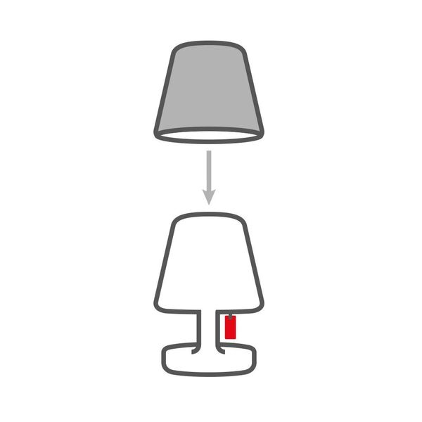 X-mas Cappie Purple Raindeer