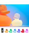 Duck Duck Lampe S blanc