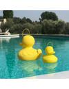 Duck Duck Lamp Xl geel