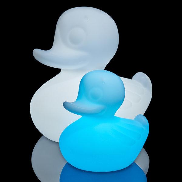 Duck Duck Lampe XL blanc
