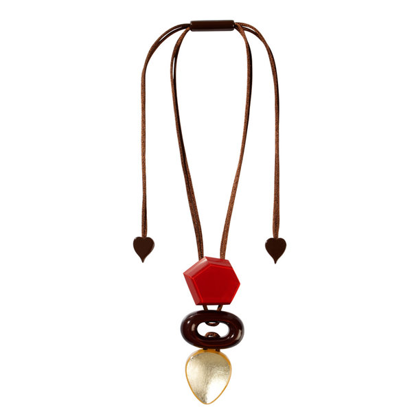 Collier red | Chorus