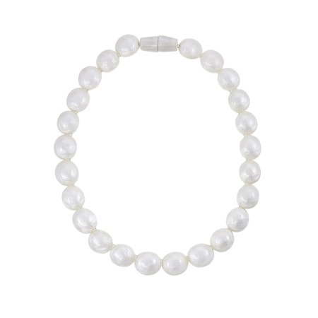ZSISKA Collier Q24 white | Carla